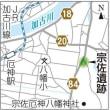 1800年前の集落跡発見(宗佐遺跡)