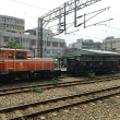 ブログ170921 初の台湾旅行~十分へ急行  莒光号とローカル列車 平渓線の旅
