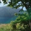 今朝の本栖湖 晴れて良い天気
