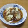 ☆揚げ出し里芋・豆腐☆
