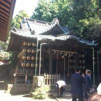 諏訪神社例大祭!