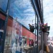 結婚30周年旅行 第2弾 カナダ旅行 2日目 Granville Public Marketにお出かけ。Tony's Fish and Oyster Caféでフッシュバーガーを♪