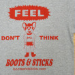 新柄FEEL Tシャツと限定カラー(11月20日まで)のご案内