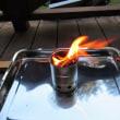 清里便り164 : ウッドガスストーブを作ってみた