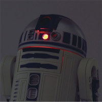 スター・ウォーズ、アクションクロック。R2-D2が朝の快適なお寝覚めをサポート