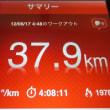 第1238号:2012/6/17(日)RUN【37km】SWIM【クロール3,700m】