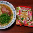 久しぶりに「マルちゃん正麺・醤油味」