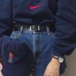 90年代コーデ × ダニエルウエリントン