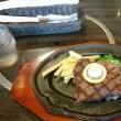「肉の万世 新橋店」(新橋)