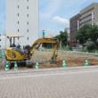 広島県福山市昭和町2の工事現場