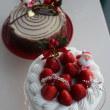 おせちレッスン始まってます&クリスマスケーキ予約状況♪