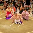 平成29年 大相撲九州場所 初日