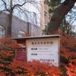 誰でも見学できる東北大学史料館