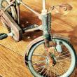 手作り自転車