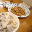 ディナーは、鍋パーティー!