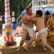 化蘇沼神社の祭り
