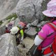 2017中央アルプス縦走:2日目南駒ヶ岳~空木岳~木曽殿山荘