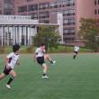県リーグ戦 vs三菱戦