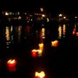 ベトナム紀行 フエのフォン川クルーズとホイアンのトゥボン川をゆく灯篭