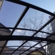 カーポートの屋根は汚れる