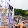 新居浜市の山根公園で新居浜太鼓祭りが行われました (その1)