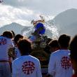 10/7 木本神社例大祭(木本まつり)2018:2 浜担ぎ