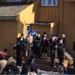 憲法記念日に盛り上がるノルウェー人