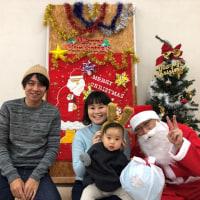 ベビーコースのクリスマス会 小立野教場