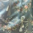 TOLI「リヨン美術館」ブルー花柄!