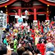 大須の秋祭り