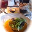 料理2種@PS Cafe