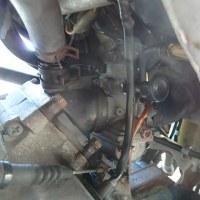 再度ガソリン漏れ修理を行ったTZR125