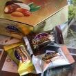 デーツのチョコレート