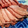 8月7日(火)のつぶやき 関西で焼肉 関西出張 株式会社AD-CREATE 三田牛 ヒガシマル醤油 まろやかごまぽんず これで三田牛を食べると格別っす(*´ω`*)