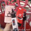 シャネル風 CHANEL アイフォンx ケース バンカーリンク スタンド ブランド サンローラン iphoneX カバー キラキラ オシャレ