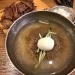 육쌈냉면 (ユッサム冷麺)