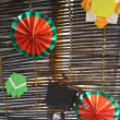折り紙の夏🍉 7~8月のディスプレイ