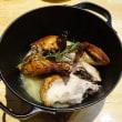 東京オーブン(内神田)の「まるみ豚パテド・カンパーニュ」「東京野菜の鉄鍋蒸し」「まるみ豚ポークチョップ」「清流若どりのロースト」等