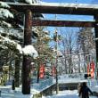 大雪~( ̄▽ ̄)💦 そして再び、神社へ☆
