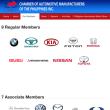 フィリピン自動車工業会。2018年新車販売は前年並みと予測。