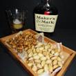 マイ道楽  VoL140 「リンゴチップでバーボンオークを造りピスタチオを燻す・・デリシャス!」