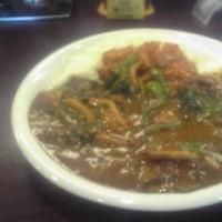CoCo壱番屋カレーを久しぶりに食べた。