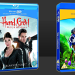 海外盤『Hansel & Gretel: Witch Hunters』 『Rise Of The Guardians』 を注文!