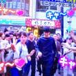 渋谷をパニックにする男