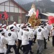 下之川仲山神社のごんぼ祭り