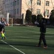 2017年1月14日(土)の練習と小倉キャプテンの送別会