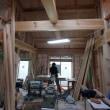 倉敷の2軒の家、工事の進捗は・・・