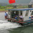 桂林の旅 漓江ハイライトクルーズ 16