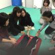 爪楊枝ネールメソット認定試験Certificate test of Kuratomi system toothpick Neal Method was performed.