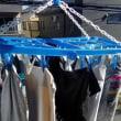 乾燥 洗濯物